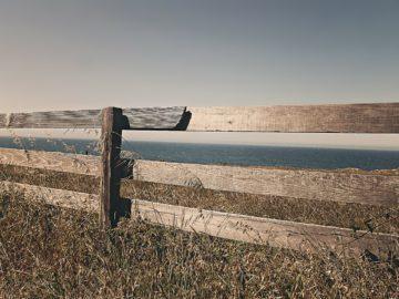 Zäune als Grenzen